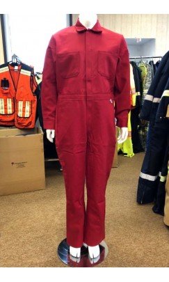 G1.787 Banox Certified Unlined Coverall (Clearance)