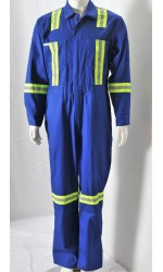 G3.3006 100% Cotton Unlined Coverall