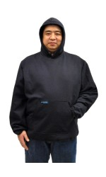 F3.4702 FR Modacrylic Cotton Jogging Fleece Hooded Pullover