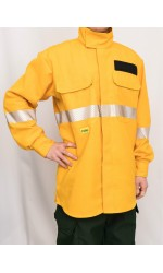 GS.640 Nomex IIIA Wildland Fire Fighting Shirt