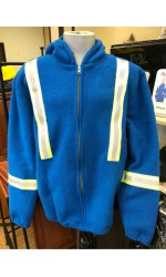 GT.2499 Nomex Fleece Hooded Jacket
