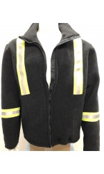 GT.4009 Nomex Fleece Full Zippered Jacket