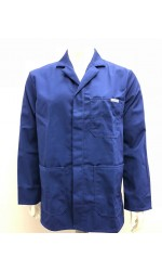 G6.8106 65/35 Poly/Cotton Hip Length Lab Jacket