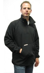 F3.4499 Nomex Fleece Half Zippered Pullover