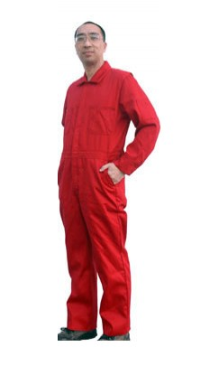 G1.787 Banox Certified Unlined Coverall