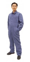 G4.7076 65/35 Poly/Cotton Unlined Coverall