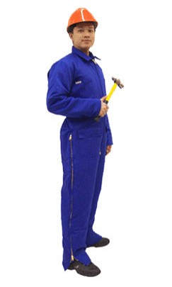 G5.7478P Banox Certified Insulated Coverall