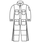 G5.7479N Nomex IIIA Insulated Coverall