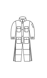 G5.7472P Amplitude Insulated Coveralls