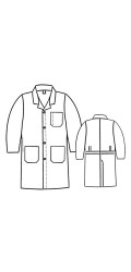 G6.8405 Kermel Smock