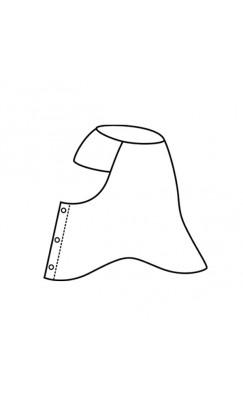 G8.222 88/12 Cotton/Nylon FR Welder Hat