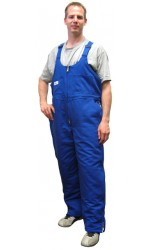 GB.702PU UltraSoft Insulated Bib Overall
