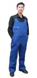 GB.708A Banox Certified Unlined Bib Overall