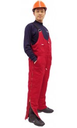 GB.708P Banox Certified Insulated Bib Overall