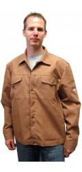 GJ.2382A PBI Kevlar Unlined Bomber Jacket