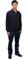 GJ.332A Amplitude Unlined Bomber Jacket
