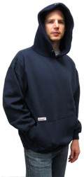 GK.2406 80/20 Cotton/Poly Hooded Pullover
