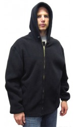 GK.3366 Special Full Zippered Hooded Pullover