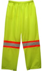 GP.7226 100% Polyester High Visibility Highway Traffic Pants