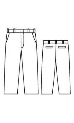 GP.732 Amplitude Unlined Pants