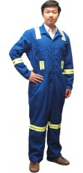 GT.123 Economic Style Nomex IIIA Unlined Coverall