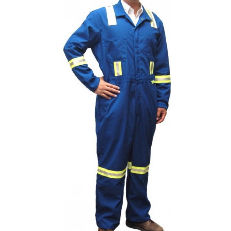 c5502224b652 GT.123 Economic Style Nomex IIIA Unlined Coverall with Stripes