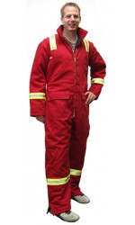 GT.7478P Banox Certified Insulated Coverall