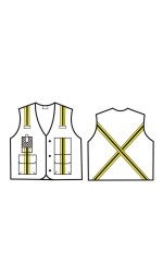 GV.2212U UltraSoft Unlined Vest