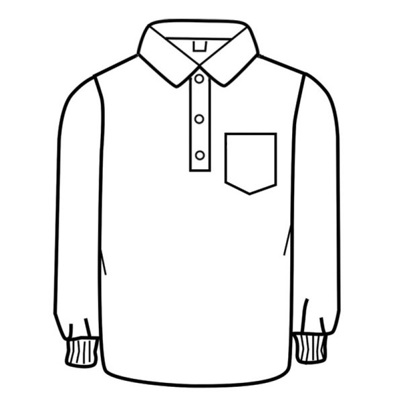 Nm G19 Nomex Jersey Long Sleeve Golf Shirt