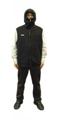 VT.9009 Nomex Fleece Full Zippered Vest
