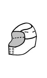 G8.2C UltraSoft Hard Hat Liner