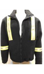 GT.4009 Nomex Fleece Full Zippered Jacket