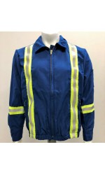 GT.1933.9A Nomex IIIA Unlined Bomber Jacket with Stripes
