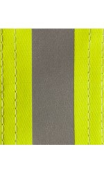 T5 2-Inch Fire Resistant Sew On High Visibility Reflective Stripes