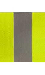 T5 2-Inch Heat On High Visibility Reflective Stripes