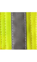 T7 2-Inch Sew On High Visibility Reflective Stripes