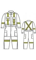 G7.7273 UltraSoft Wildland Fire Suit