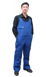 GB.706A 65/35 Poly/Cotton Unlined Bib Overall