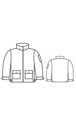 GK.205A Kermel Vapro-Lite Unlined Jacket