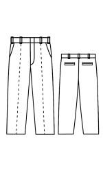 GP.735 Kermel Pants