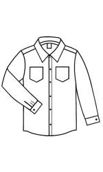 GS.2902U UltraSoft Permanent FR Shirt