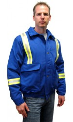 GT.2352.8P Banox Certified Insulated Bomber Jacket