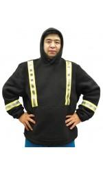 GT.4709 Nomex Fleece Hooded Pullover