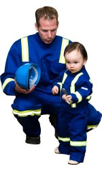 GT.789 Nomex IIIA Kid's Unlined Coverall