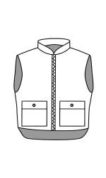 VT.2225 Kermel Insulated Vest